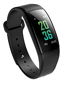 cheap Sport Watches-Smart Bracelet Smartwatch B32 for Waterproof / Blood Pressure Measurement / Calories Burned / Long Standby / Touch Screen Pedometer / Call Reminder / Activity Tracker / Sleep Tracker / Sedentary
