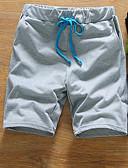 ieftine Pantaloni Bărbați si Pantaloni Scurți-Bărbați Bumbac Pantaloni Scurți Pantaloni Mată