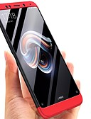 povoljno Maske za mobitele-Θήκη Za Xiaomi Xiaomi Redmi Note 5 Pro / Xiaomi Redmi Napomena 5 Pozlata Stražnja maska Jednobojni Tvrdo PC