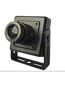 baratos Gravatas e Gravatas Borboleta-ahd maglight 1080 p hd câmera quadrada super pequeno com ajuste de menu osd multi-função suporte de fixação 4-em-1 pinhole câmera quadrada atm caixa do banco