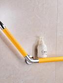 ieftine Gadgeturi de baie-Bară Model nou / Cool Contemporan Oțel inoxidabil / Fier / ABS + PC 1 buc Montaj Perete