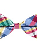 cheap Men's Ties & Bow Ties-Men's Party / Basic Bow Tie - Striped / Color Block Bow