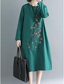 povoljno Ženske haljine-Žene Izlasci Korice Haljina Midi