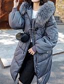 זול מעילי פוך ומעילי פרקה לנשים-אחיד מרופד פעיל בגדי ריקוד נשים