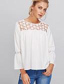 ieftine Bluză-Pentru femei Bluză De Bază - Geometric