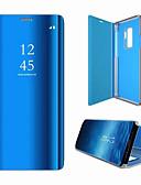 halpa Puhelimen kuoret-Etui Käyttötarkoitus Samsung Galaxy S9 / S9 Plus / S8 Plus Peili / Flip Suojakuori Yhtenäinen Kova PC