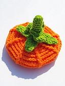 halpa Lasten Hatut ja lippikset-Pikkulasten Unisex Aktiivinen Hedelmä Puuvilla Hatut ja lippikset Oranssi Yksi koko