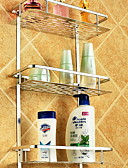 billige Bryllupskjoler-Hylle til badeværelset Kreativ Moderne Aluminium 1pc Vægmonteret