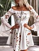 tanie Sukienki-damska wąska szyfonowa sukienka mini v neck