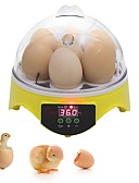 cheap Steel Band Watches-LITBest Novelty 7 egg Digital Incubators for Courtyard Temperature Display / LED indicator 110-240 V