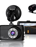 זול מכנסיים ושורטים לגברים-עדשה כפולה מקף מצלמה מצלמת dvr עבור הנהגים מלא HD 1080 p מקליט מצלמה עם ראיית לילה g- חיישן