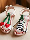 お買い得  女児 ドレス-女の子 靴 合皮 夏 コンフォートシューズ サンダル のために 幼児 ホワイト / イエロー / ピンク