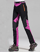 cheap Prom Dresses-Women's Hiking Pants Outdoor Waterproof Windproof Quick Dry Softshell Pants / Trousers Bottoms Hiking Climbing Outdoor Exercise Fuchsia Red Blue L XL XXL / Stretchy