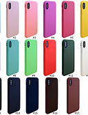 cheap iPhone Cases-Case For Apple iPhone XR / iPhone XS Max Frosted Back Cover Solid Colored Soft TPU for iPhone XS / iPhone XR / iPhone XS Max