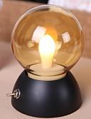 povoljno Maske za mobitele-1pc LED noćno svjetlo Toplo bijelo USB Kreativan <5 V