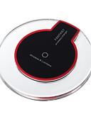 halpa Miesten t-paidat ja hihattomat paidat-Cwxuan Langaton laturi USB-laturi USB Langaton laturi / Qi 1 A DC 5V varten iPhone X / iPhone 8 Plus / iPhone 8