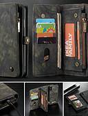 voordelige Tablet-screenprotectors-hoesje voor apple iphone xr xs xs max portemonnee kaarthouder met standaard gevallen effen gekleurde harde pu leer voor iphone x 8 8 plus 7 7 plus 6s 6s plus se 5 5s