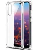 preiswerte Handyhüllen-Hülle Für Huawei Huawei Mate 20 Lite / Huawei Mate 20 Pro Transparent Rückseite Solide Weich TPU für Huawei Mate 20 lite / Huawei Mate 20 pro / Huawei Mate 20