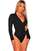 cheap Bikinis-Women's Suits Nightwear - Ruched Solid Colored