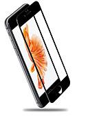 זול מגני מסך ל-iPhone-AppleScreen ProtectoriPhone 8 Plus (HD) ניגודיות גבוהה מגן מסך קדמי יחידה 1 זכוכית מחוסמת