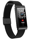 זול להקות Smartwatch-BoZhuo X11 נשים Smart צמיד Android iOS Blootooth עמיד במים מוניטור קצב לב מודד לחץ דם כלוריות שנשרפו מרחק מעקב מד צעדים מזכיר שיחות מעקב שינה תזכורת בישיבה Alarm Clock