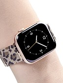 povoljno Drugi slučaj-Θήκη Za Apple Apple Watch Series 4 / Apple Watch Series 4/3/2/1 / Apple Watch Series 3 Silikon Apple