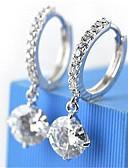 hesapli Trendi Takılar-Kadın's Actif özel Malzeme alaşım Kristal Solid