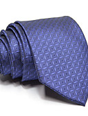 levne Pánské motýlky a kravaty-Pánské Pracovní Kravata - Proužky