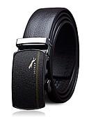 cheap Men's Belt-Men's Work / Basic Waist Belt - Solid Colored