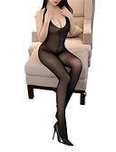 hesapli Seksi Organlar-Kadın's Etekler - Solid Arkasız Siyah Bej Fuşya Tek Boyut / Boyundan Bağlamalı / Jartiyerli İç Giyim / Sexy
