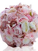 povoljno Koža-Cvijeće za vjenčanje Buketi Svadba Pjena 21-30 cm