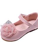 povoljno Djeca Ukrasi za kosu-Djevojčice Udobne cipele / Obuća za male djeveruše PU Ravne cipele Dijete (9m-4ys) Cvijet Obala / Light Pink Proljeće / Jesen / Zabava i večer / TPE (Termoplastični elastomer)