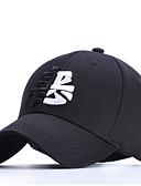 billige Hatte til mænd-Herre Basale Baseball kasket Ensfarvet