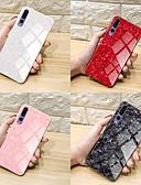 halpa Puhelimen kuoret-Etui Käyttötarkoitus Huawei Huawei P20 / Huawei P20 Pro / P10 Plus IMD Takakuori Yhtenäinen Kova TPU