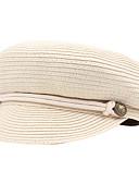 levne Dámské klobouky-Dámské Základní Kšiltovka - Jednobarevné