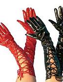 halpa Zentai-Zentai asut Käsineet Kissapuku Moottoripyörä tyttö Aikuisten Cosplay-asut Cosplay Halloween Naisten Musta / Rubiini Yhtenäinen Halloween Masquerade / Ihon puku / Ihon puku
