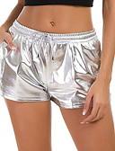 abordables Pantalons Femme-Femme Sportif Mince Chino Pantalon - Couleur Pleine Violet Fuchsia Bleu clair XL XXL XXXL