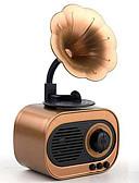 Недорогие Внешние аккумуляторы-Bluetooth speaker Bluetooth Динамик На открытом воздухе Динамик Назначение