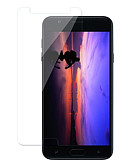povoljno Zaštitne folije za iPhone-Samsung GalaxyScreen ProtectorJ7 Duo Otporno na ogrebotine Prednja zaštitna folija 1 kom. Kaljeno staklo