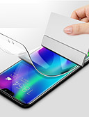 halpa Puhelimen kuoret-Samsung GalaxyScreen ProtectorS9 Teräväpiirto (HD) Näytönsuoja 1 kpl TPU Hydrogel
