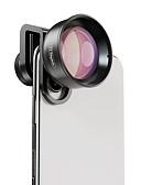 halpa Studiovalaistus-Matkapuhelin Lens Pitkäpolttovälinen objektiivi lasi / Alumiiniseos 2X 40 mm 0.045 m 48 ° Uusi malli / Tyylikäs / Lovely