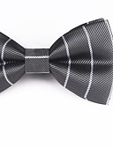 cheap Men's Ties & Bow Ties-Men's / Boys' Party / Work Bow Tie - Striped