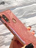 halpa Puhelimen kuoret-Etui Käyttötarkoitus Huawei Huawei P20 / Huawei P20 Pro / Huawei P20 lite Pinnoitus / Kimmeltävä Takakuori Läpinäkyvä / Kimmeltävä Pehmeä TPU / P10 Plus / P10 Lite / P10