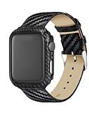 povoljno Drugi slučaj-Θήκη Za Apple Apple Watch Series 4 prava koža / plastika Apple