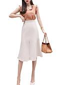 זול חצאיות לנשים-אחיד - חצאיות צינור מתוחכם בגדי ריקוד נשים