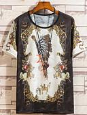 povoljno Džemperi i kardigani za dječake-Majica s rukavima Muškarci Etno Okrugli izrez Slim Duga