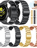 hesapli Smartwatch Bantları-Watch Band için Gear S2 / Samsung Galaxy Watch 42 / Samsung Galaxy Aktif Samsung Galaxy Klasik Toka Metal / Paslanmaz Çelik Bilek Askısı