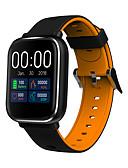 povoljno Vojni satovi-KQ58S Muškarci žene Smart Narukvica Android iOS Bluetooth Vodootporno Sportske Smart Brojač koraka Podsjetnik za pozive Mjerač aktivnosti Mjerač sna sjedeći Podsjetnik