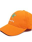 זול ילדים כובעים ומצחיות-מידה אחת כתום / ורוד מסמיק / צהוב כובעים ומצחיות כותנה אחיד / צמחים / אותיות וינטאג' / פעיל / בסיסי בנים / בנות ילדים / פעוטות