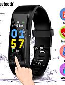 זול שעונים דיגיטלים-בגדי ריקוד גברים שעון דיגיטלי דיגיטלי גומי שחור / כחול / אדום 30 m עמיד במים בלותוט' Smart דיגיטלי יום יומי חוץ - שחור אדום כחול שנה אחת חיי סוללה
